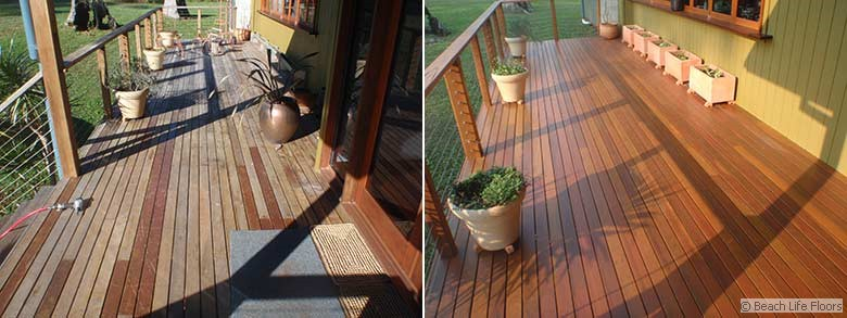 Amazing Deck Restoration!