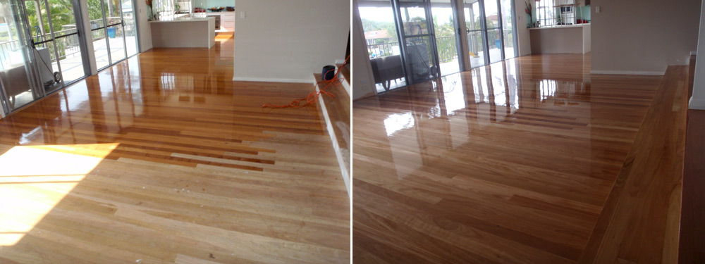 Builders Extension Old And New Floors Come Together In A